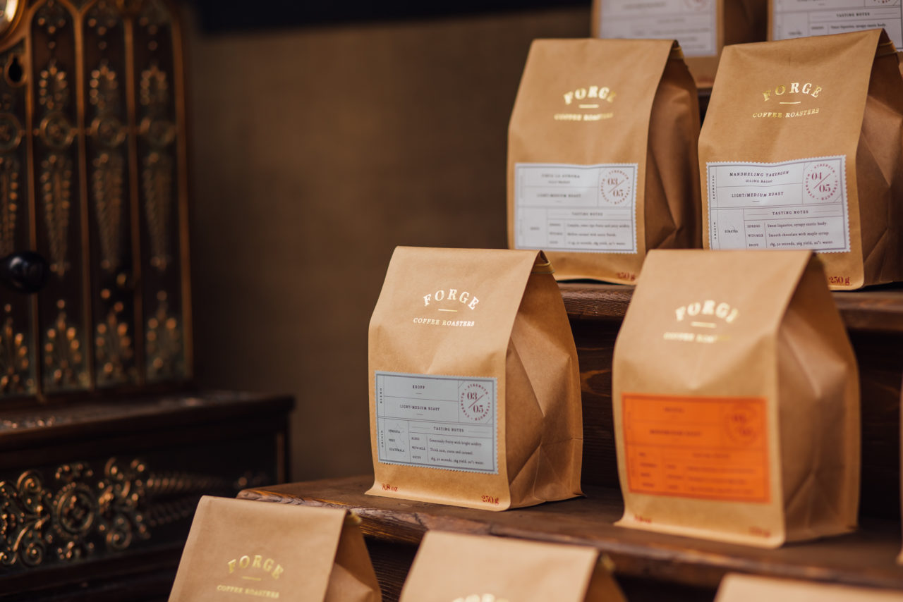 Case Study - Forge Coffee Roasters